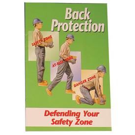 Safety Handbook - Back Protection Defending Your Safety Zone