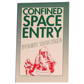 Safety Handbook - Confined Space Entry Permit Required