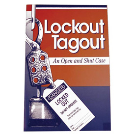 Safety Handbook - Lockout Tagout An Open And Shut Case
