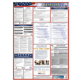 Labor Law Poster - Florida