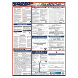 Labor Law Poster - Kentucky
