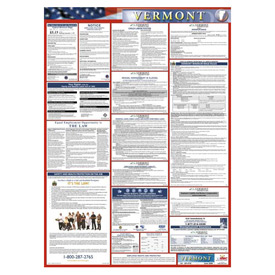 Labor Law Poster - Vermont