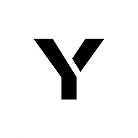 "Individual Character Stencil 12"" - Letter Y"