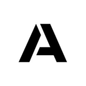 """Individual Character Stencil 24"""" - Letter A"""