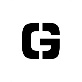 """Individual Character Stencil 24"""" - Letter G"""