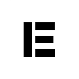 "Individual Character Stencil 36"" - Letter E"