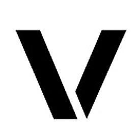"""Individual Character Stencil 8"""" - Letter V"""