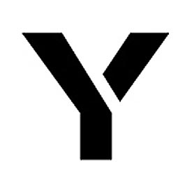 "Individual Character Stencil 8"" - Letter Y"