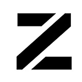 "Individual Character Stencil 8"" - Letter Z"