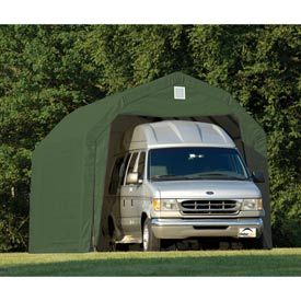 ShelterLogic Barn Style Shelter 12' x 20' x 11' Green