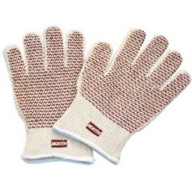 North®Grip-N® Hot Mill Glove, Nitrile N-Pattern , Knit Wrist, 51/7147, 12-Pair