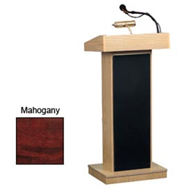 The Orator Standard Height with Sound - Mahogany