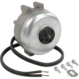 Morrill 13055, Aluminum Unit Bearing Fan Motor - 5 Watts 115 Volts