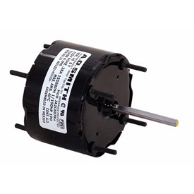 "Century 21,3.3"" Shaded Pole Totally Enclosed Motor - 115 Volts 1550 RPM"