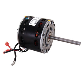 "Century 346, 5"" Shaded Pole Motor - 1050 RPM 115 Volts"