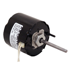 "Century 400,3.3"" Shaded Pole Totally Enclosed Motor - 115 Volts 1550 RPM"