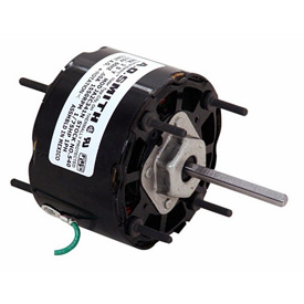 "Century 540, 3.3"" Shaded Pole Open Motor - 115 Volts 1550 RPM"