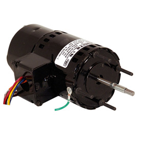 """Century 570, 3.3"""" Shaded Pole Draft Inducer Motor - 115/230 Volts 3000 RPM"""