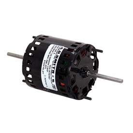"Century 634, 3.3"" Double Shaft Motor - 120 Volts 1600 RPM"