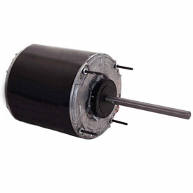 "Century 668A, 5 5/8"" Split Capacitor Condenser Fan Motor - 208-230 Volts 1075 RPM"