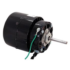 "Century 9663, 3.3"" Single Shaft Motor 208-230 Volts 1550 RPM - 5/16 x 1.25 CCWSE"