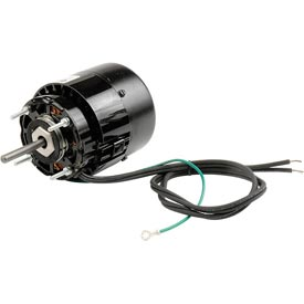 "Century 9664, 3.375"" GE 11 Frame Replacement Motor - 208-230 Volts 1550 RPM"