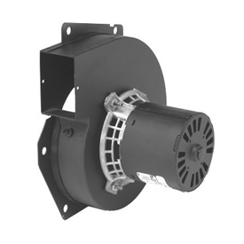 "Fasco 3.3"" Shaded Pole Draft Inducer Blower, A179, 115 Volts 3300 RPM"