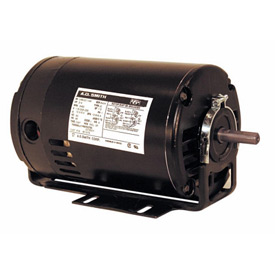 Century BF1102, Capacitor Start Resilient Base Motor - 115/208-230 Volts 3450 RPM