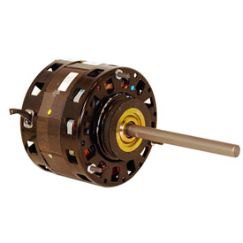 """Century BL6412, 5"""" Shaded Pole Motor - 1050 RPM 115 Volts"""