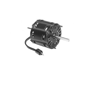 "Fasco D1101, 3.3"" Shaded Pole Open Motor - 115 Volts 1550 RPM"