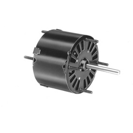 "Fasco D210, 3.3"" Shaded Pole Open Motor - 115 Volts 3000 RPM"