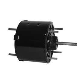 "Fasco D228, 3.3"" Shaded Pole Open Motor - 115 Volts 3000 RPM"
