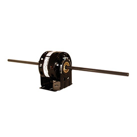 """Century DBL6409, 5"""" Shaded Pole Fan Coil Motor - 1050 RPM 115 Volts"""