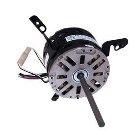 "Century FM1036, 5-5/8"" Flex Direct Drive Blower Motor - 208-230 Volts 1075 RPM"