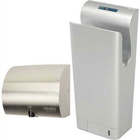 Global Industrial™ High Velocity Hand Dryers
