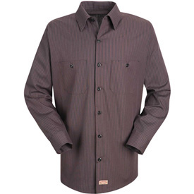 Red Kap® Durastripe Work Shirts