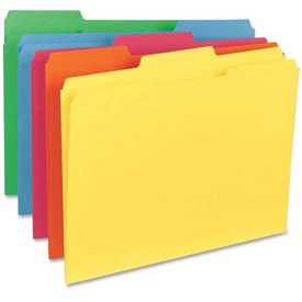 File Folders - Colored