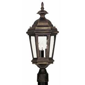 Outdoor Posts Light & Lanterns