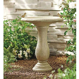 Kenroy Lighting Birdbaths