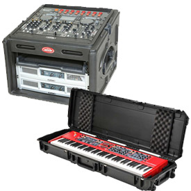Musical Equipment Cases
