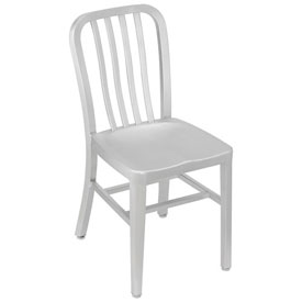 Interion® Aluminum Dining Chairs