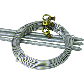 Grounding Wires For Electric Fence