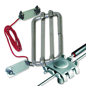 Fence Connectors, Buckles & Clamps