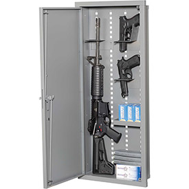 Recessed Gun Storage Cabinets