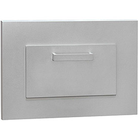 Salsbury Door Parcel Drop Recessed Mounted - Private Access