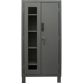Heavy Duty Access Control Cabinets with Electronic Lock