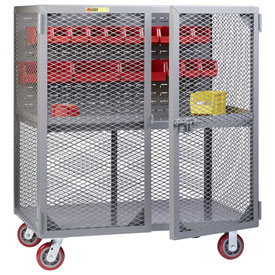 Little Giant® Heavy Duty Mobile Tool Security Cabinets