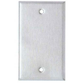 Stainless Steel Blank Wall Plates