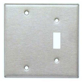 Stainless Steel Combination Wall Plates