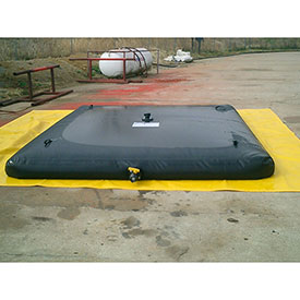 Husky Chemical Resistant Water Bladder Tanks - Waste Water Storage